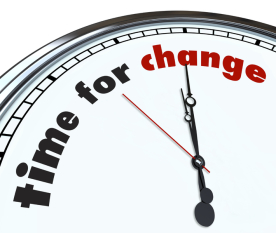 Time for change   –  Privatinsolvenz