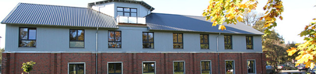 Gebäude Schuldnerberatung Proaktiv Lüneburg